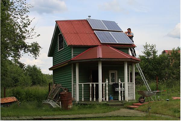 Солнечные электростанции нашли себя в образовании