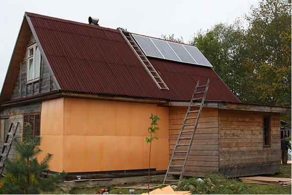 Заказ солнечных батарей для частого дома: советы и нюансы