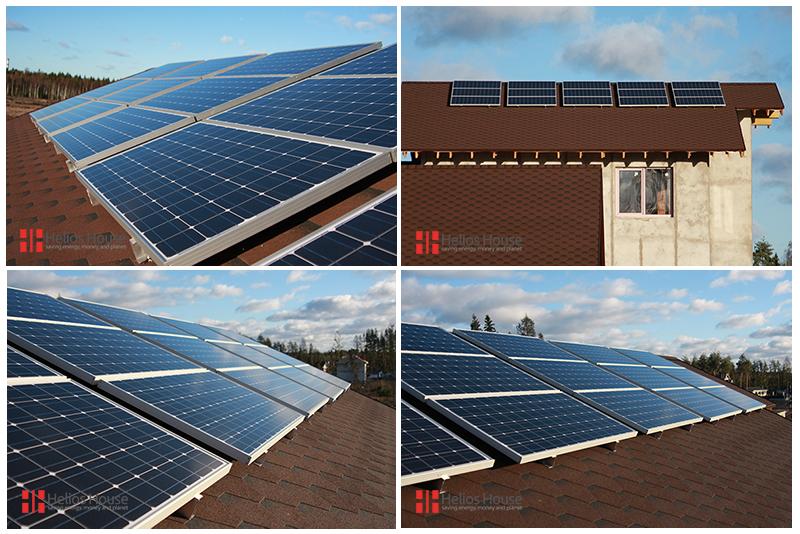 Солнечные батареи – экономия ресурсов Земли!